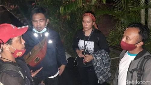 wartawan dipukul polisi