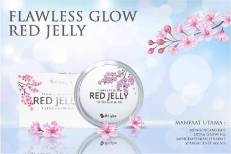 MANFAAT RED JELLY MS GLOW